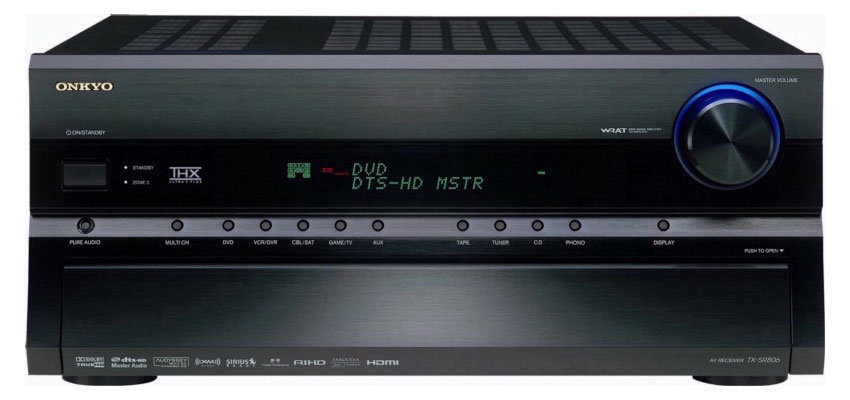 Onkyo 7.1 THX Receiver 130 watts/channel