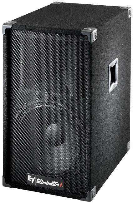 Electro Voice Eliminator I 15 Inch Two Way Speaker