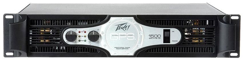 peavey gps 1500 power amplifier rh av loyola com Peavey 5150 Manual PDF Peavey Classic 30 Manual