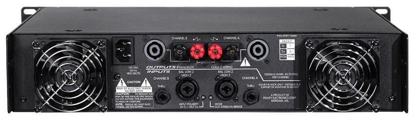 peavey gps 3500 power amplifier rh av loyola com Peavey Mixer Manuals Peavey Bass Amps