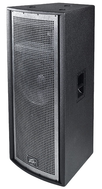 Peavey Qw 4f Dual 15 Inch Quasi Three Way Speaker